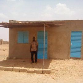 Construction d'une cantine, Ecole de Yagma – Ouagadougou