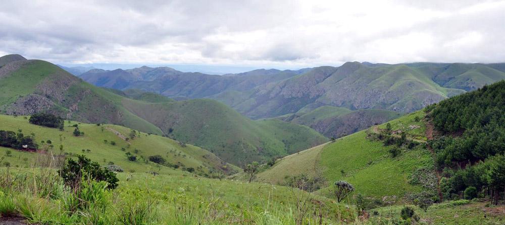 Le cadre idyllique du village de Bulembu